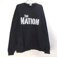 THE NATION スウェットシャツ