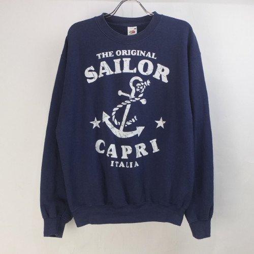 SAILOR CAPRI  スウェットシャツ
