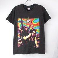 U2 ズーロッパツアー 93 リサイズ Tシャツ リペア (古着)  サイズ【リサイズSぐらい 】    【メール便のみ】