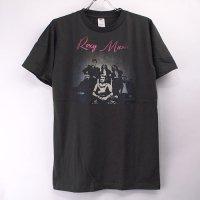 (M)ロキシーミュージック  Tシャツ(新品)   【メール便可】