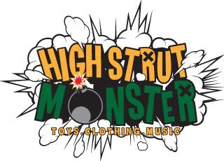 HIGH STRUT MONSTER WEB SHOP