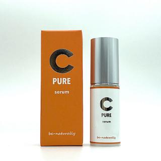 【送料無料】【クリックポスト対応】美容成分100%の安心安全な無添加コスメ!生ビタミンC美容液「ピュア・セー・セラム」
