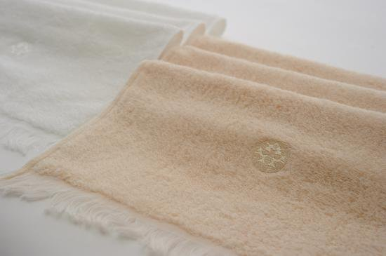 -Face Towel- 今治フリンジフェイスタオル