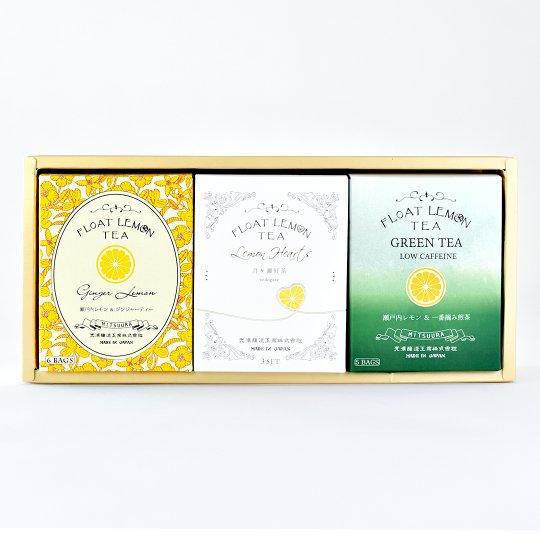 【送料無料】FLT White Box Gift(GIN、LH月ヶ瀬、GRLC)