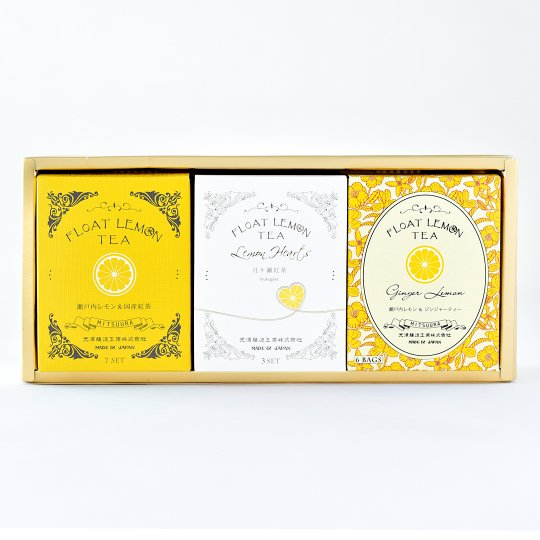 【送料無料】FLT White Box Gift(FLT、LH月ヶ瀬、GIN)