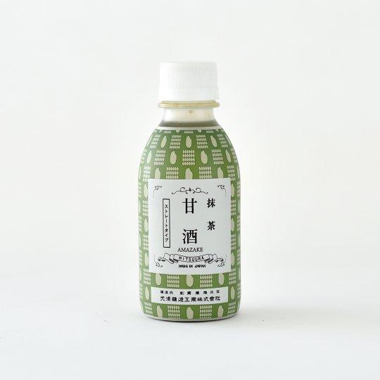 ストレート甘酒(抹茶)