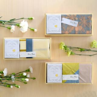 【Mother's Day Gift 】Mother's Day Gift 「FLTレモンハートとスカーフのセット 」