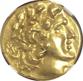 PONTIC KINGDOM Mithradates VI,  Alexander III【Ch MS★ Strike:5/5 Surface:5/5】