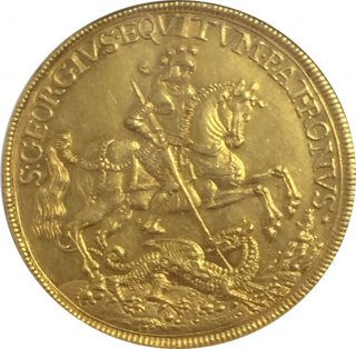 C.1690 HUNGARY 10D KREMNITZ FR-565【MEDAL MS 62】