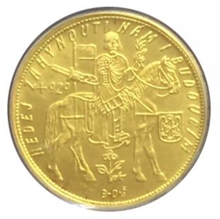 1934 Czechoslovakia 10D 【MS 63】