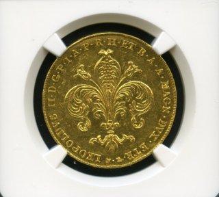 1828 ITALY 80FIOR TUSCANY【MS62】