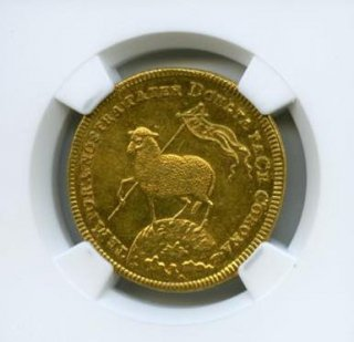 (1700) GFN GERMANY 2D NURNBERG FR-1882【MS62】