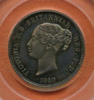 1860 P1/2D BG Terner KMPPn58【PR64】