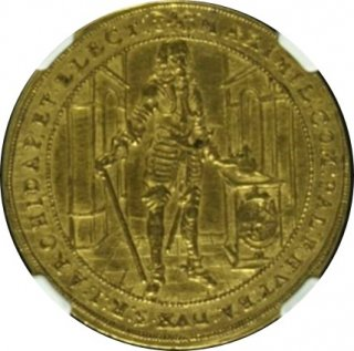 1640 GERMANY 5D BAVARIA FR-196 DATE ABOVE【AU58】