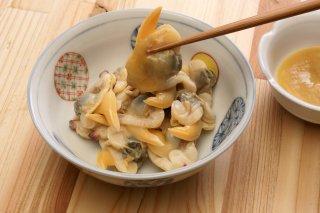 千葉県産 ボイル青柳(生食用) 500gの商品画像