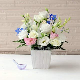 洋花のお供えアレンジメント(小)