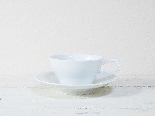 ゆるり 白山陶器/ティーカップとソーサー