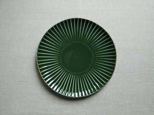 Sinogi緑釉/17.7�