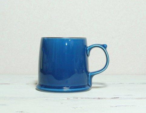 TARUマグ   白山陶器 ブルー