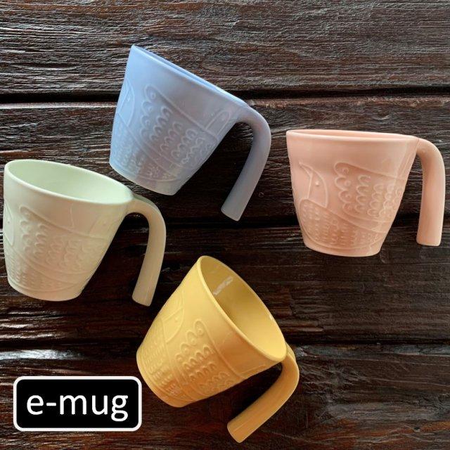 bird e-mug
