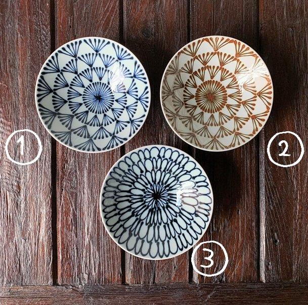 白山陶器 平茶碗