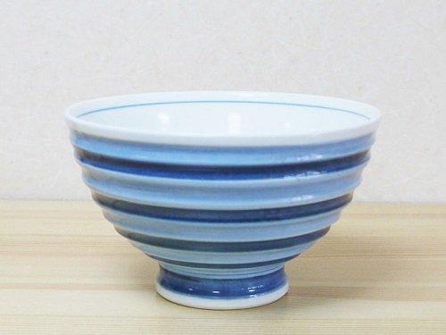 彫こま紋 青