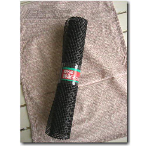 鉢底ネット 30cm×50cm 普通目 ロール巻<br>鉢底ネットを使用すると植替え時、土と鉢底石の分別作業が簡単です。