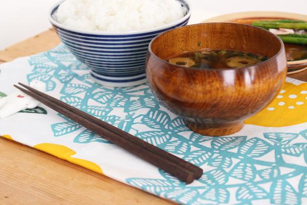 京都・白木屋の八角箸