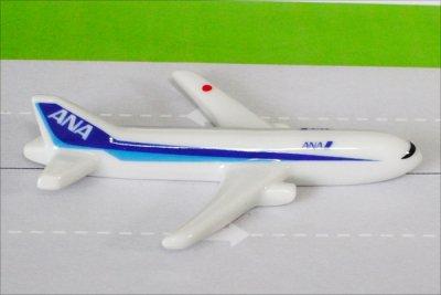 【再入荷】飛行機箸置き  (全日本空輸/ANA777)