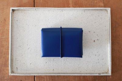 irose イロセ SEAMLESS MINI WALLET(ブルー)ACC-SL10 【1週間後の発送】
