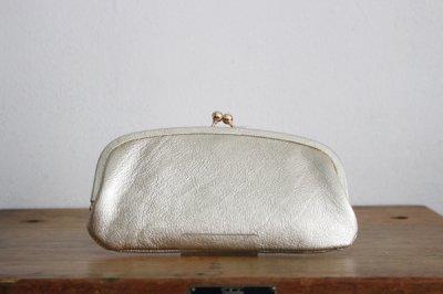 StitchandSew/ステッチアンドソー がま口長財布(ゴールド) CLW100