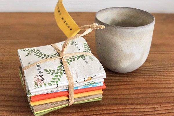 山壽杉本商店 茶ひと揃え 10種
