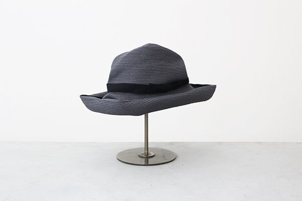 mature ha. / マチュアーハ BOXED HAT MBOX-101PT(charcoal×black 11cm)【完売】
