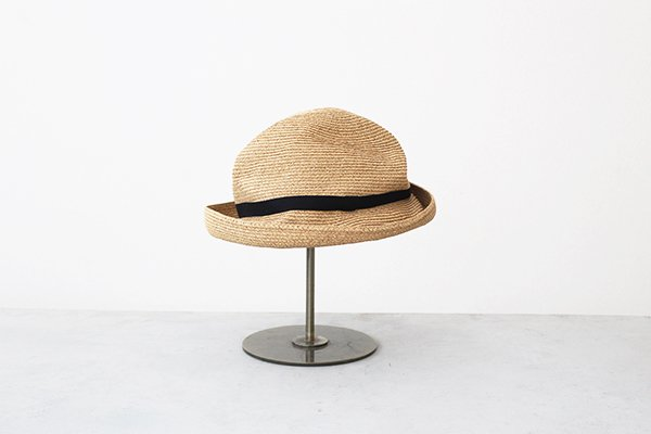 mature ha. / マチュアーハ BOXED HAT MBOX-104(mix brown×black 7cm)59cm