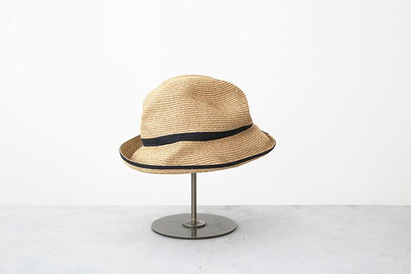 mature ha. / マチュアーハ BOXED HAT MBOX-104SW(mix brown×black 7cm)