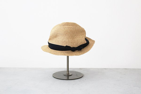 mature ha. / マチュアーハ BOXED HAT MBOX-102(mix brown×black 3cm)