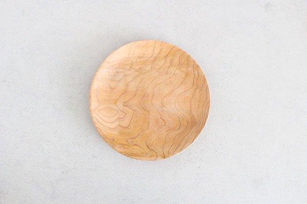 〇佐藤木材商店(さとうもくざいしょうてん)秋田杉のうつわ  KACOMI  七寸210