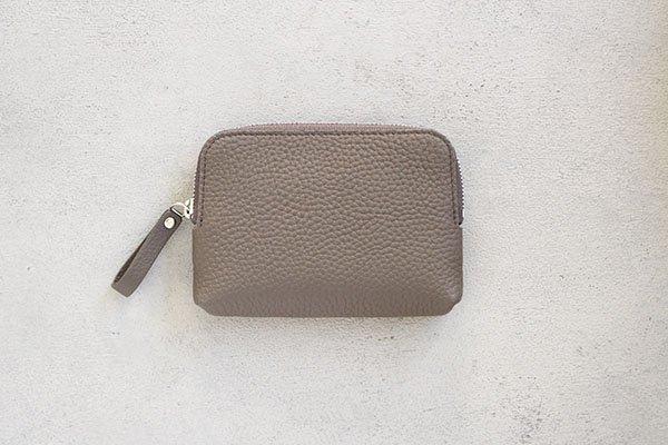 【新作】 STUDIO LA CAUSE  スタジオラコーズ  内縫いラウンドファスナー財布 (M)CHL