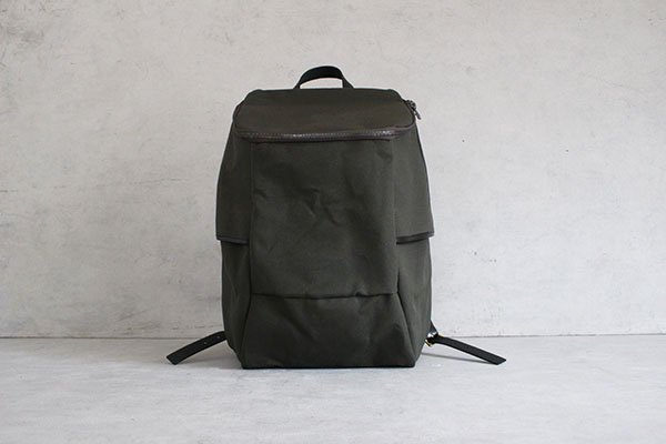 SOUTHERN FiELD iNDUSTRiES (サザンフィールドインダストリーズ)リュック BACKPACK  / バックパック OLIVE&BLACK