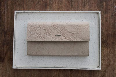 irose/イロセ paper long wallet ACC-P15(ライトブラウン)【在庫限りで販売終了】ラスト一点