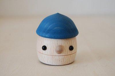 おもちゃのこまむぐ どんぐりころころ(青)