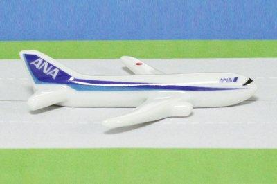 【再入荷】飛行機箸置き  (全日本空輸/ANA787)