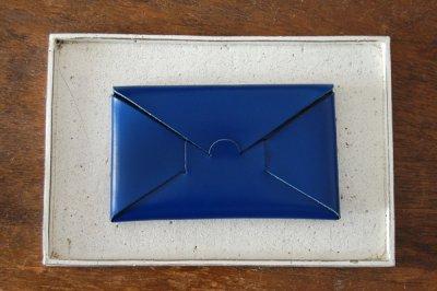 irose/イロセ SEAMLESS LONG WALLET ACC-SL02(ブルー)【1週間後の発送】