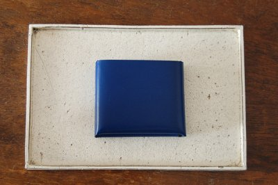 irose イロセ SEAMLESS SHORT WALLET ACC-SL03(ブルー)【1週間後の発送】