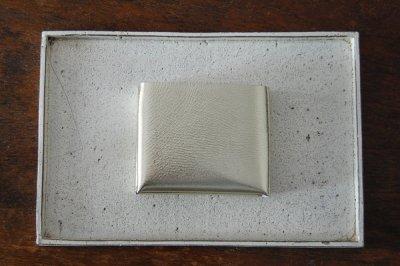 irose/イロセ SEAMLESS SHORT WALLET ACC-SL03(シルバー)【1週間後の発送】