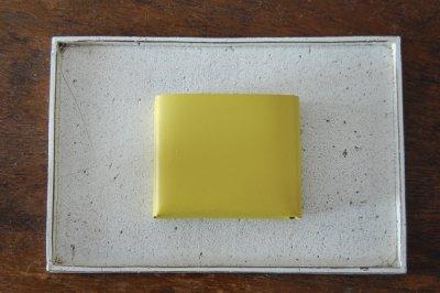 irose/イロセ SEAMLESS SHORT WALLET ACC-SL03(イエロー)【1週間後の発送】