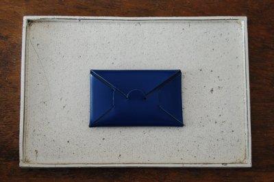 irose/イロセ SEAMLESS CARD CASE ACC-SL01(ブルー)【1週間後の発送】