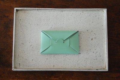 irose/イロセ SEAMLESS CARD CASE ACC-SL01(ミント)【1週間後の発送】
