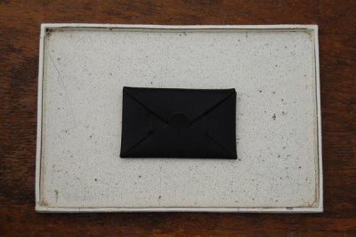 irose/イロセ SEAMLESS CARD CASE ACC-SL01(ブラック)【1週間後の発送】