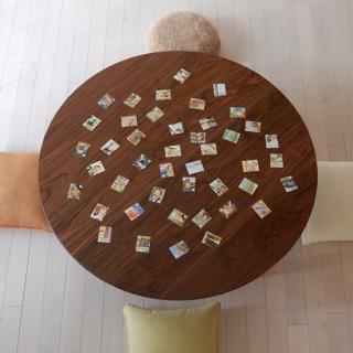 丸ローテーブル(直径120cm)